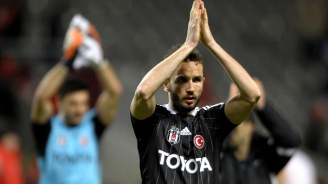 Beşiktaş look to finish Braga off