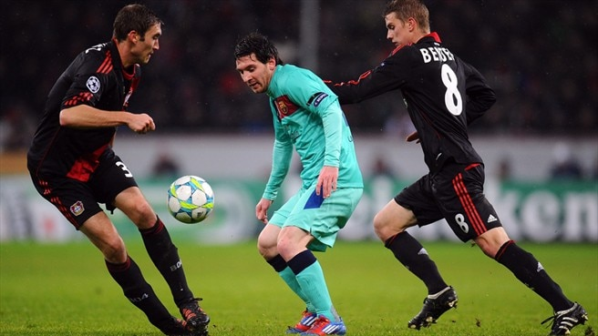 Match facts: Barcelona v Leverkusen