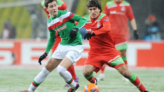 Athletic look for Lokomotiv redemption