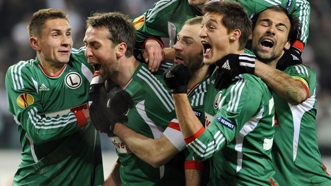 Sporting leave it late to deny Legia