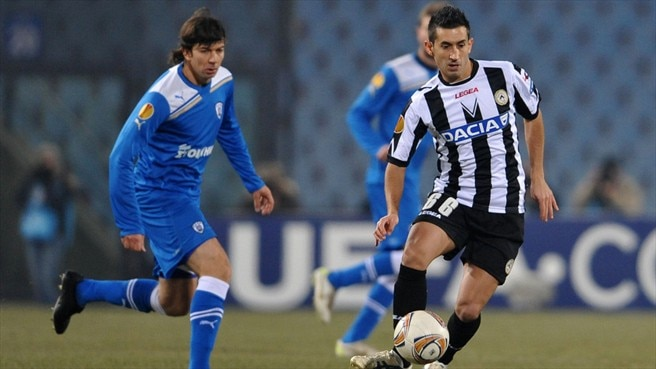 Udinese held up by resolute PAOK