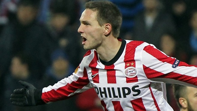 Early PSV burst catches Trabzonspor cold