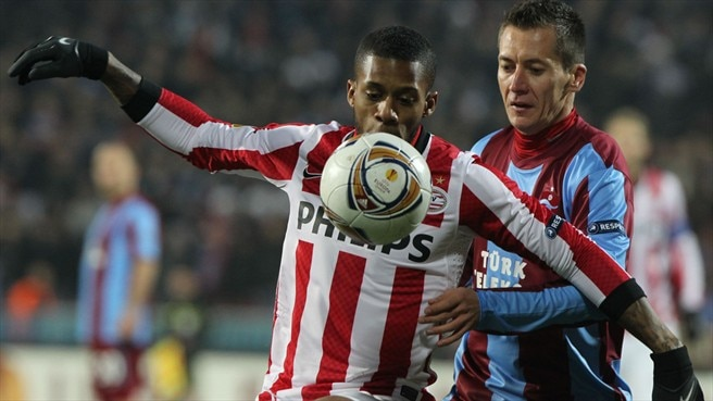 PSV out to settle Trabzonspor tie
