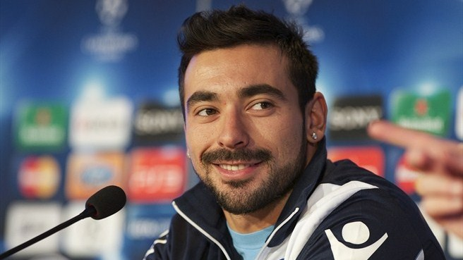 Lavezzi hungry to leave his mark on Chelsea