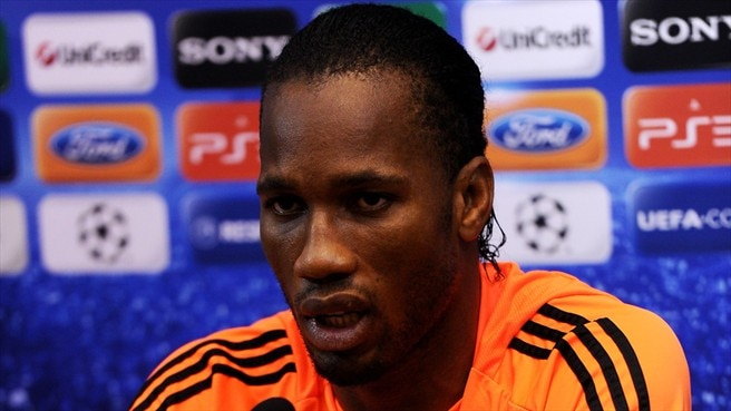 Drogba calls for Chelsea show of strength