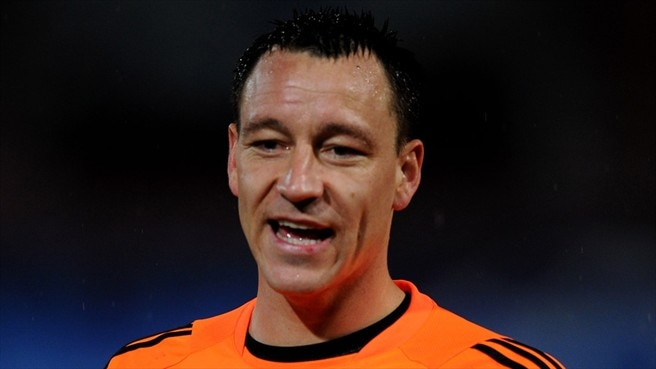 Knee operation rules Terry out of Napoli return