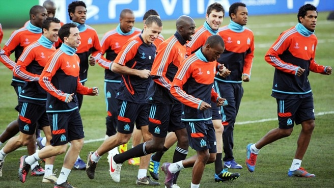 Marseille not fooled by Inter travails