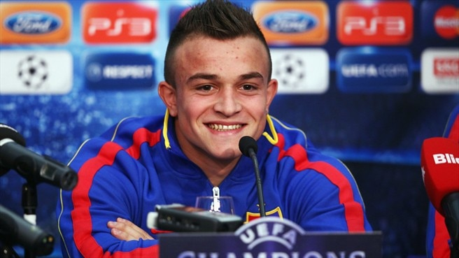 Bayern switch will not distract Basel's Shaqiri