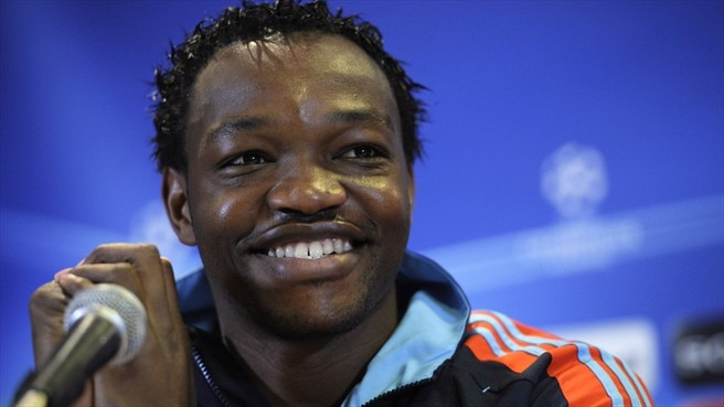 Mandanda plays down Marseille's domestic strife
