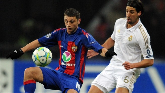 Match facts: Real Madrid v CSKA Moskva