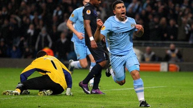 David Pizarro (Manchester City FC)