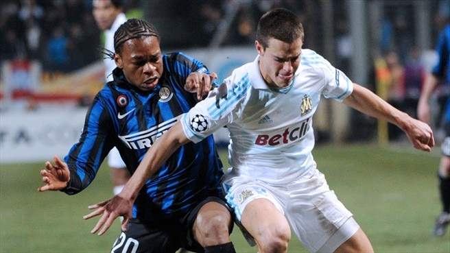 Match facts: Inter v Marseille