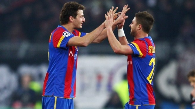 Vogel delighted as Basel find perfect pitch