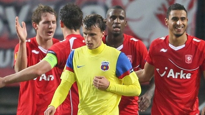 Twente end Steaua's dream of home final