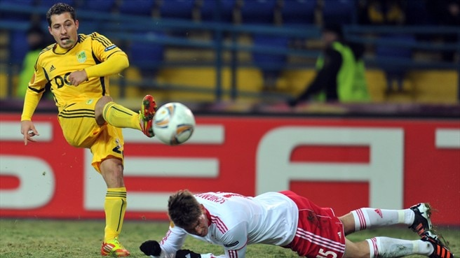 Metalist close the book on Salzburg