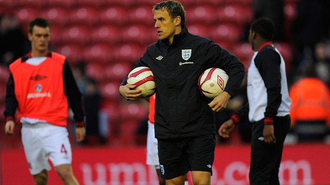 Phil Neville (England)