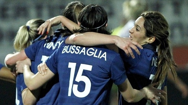 France clinch Cyprus Women's Cup