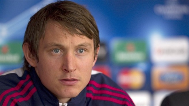 Källström enjoys break from Lyon's domestic strife
