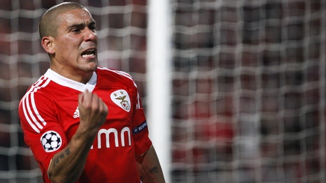 Perfect planning pays off for Benfica's Jesus