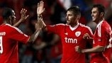 Back in 2012: Benfica overturn Zenit's advantage