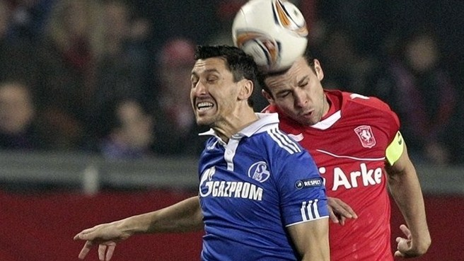 Twente - Schalke reaction
