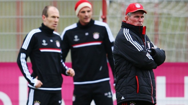 Heynckes calls on wily Bayern to step up