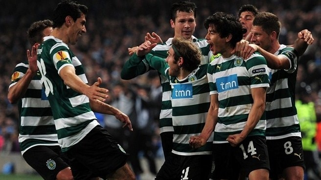 City comeback in vain as Sporting progress