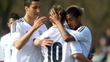 Marian Sarr, Max Meyer & Said Benkarit (Germany)