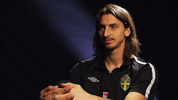 Ibrahimović's mind wanders to summer glory