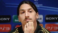 Press conference: Zlatan Ibrahimović (Milan)