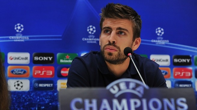 Piqué wary of Milan and on-song Ibrahimović