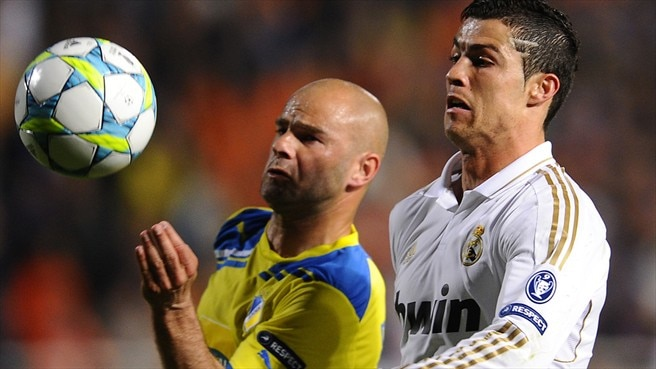 Match facts: Real Madrid v APOEL