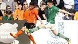 Rai Vloet (Netherlands) & Bradley Lewis (Republic of Ireland)