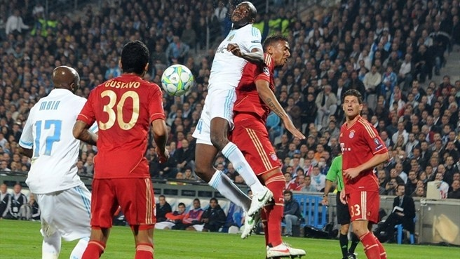Diarra blames Marseille's lack of experience