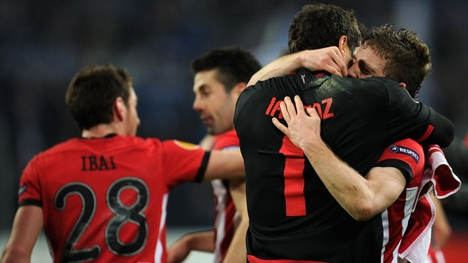 Athletic set out to finish off Schalke