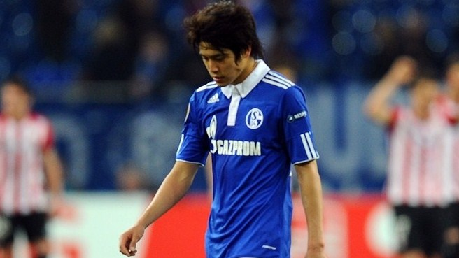 Schalke lose Uchida for Galatasaray trip
