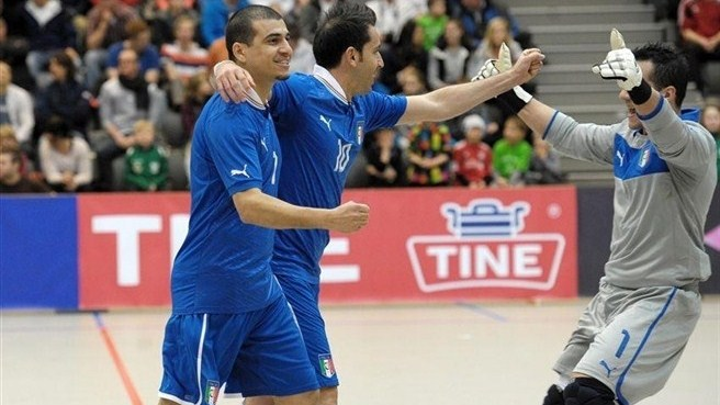 Europe's Futsal World Cup seven to be decided