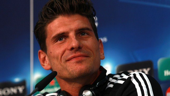 Bayern's Gomez wary of 'strong' Marseille
