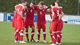 Poland huddle
