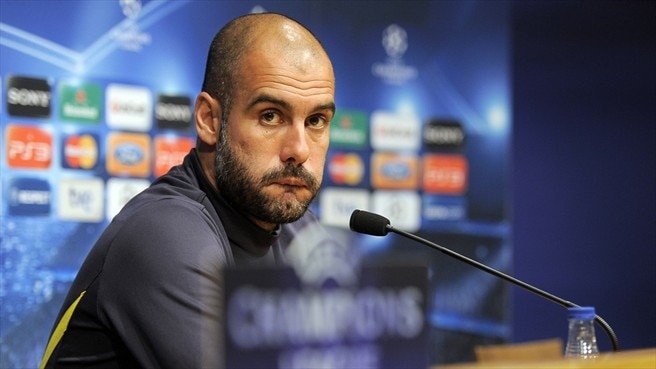 Guardiola ready for Camp Nou shooting match