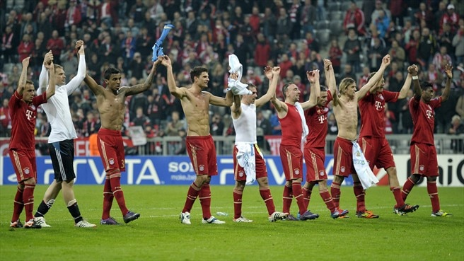 Bayern 2-0 Marseille: Reaction