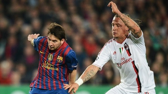 Match facts: Milan v Barcelona