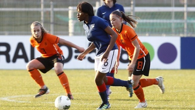 Makan Traoré (France) & Melissa Evers (Netherlands)