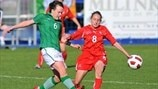 Karin Bernet (Switzerland) & Ciara Grant (Republic of Ireland)