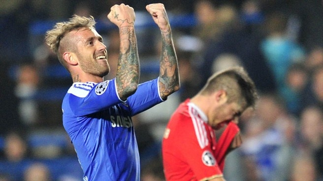 Chelsea's Meireles makes Fenerbahçe move