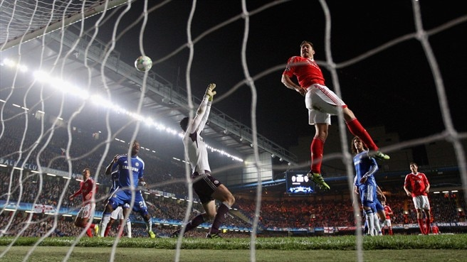 Third-time lucky for Benfica against Chelsea?