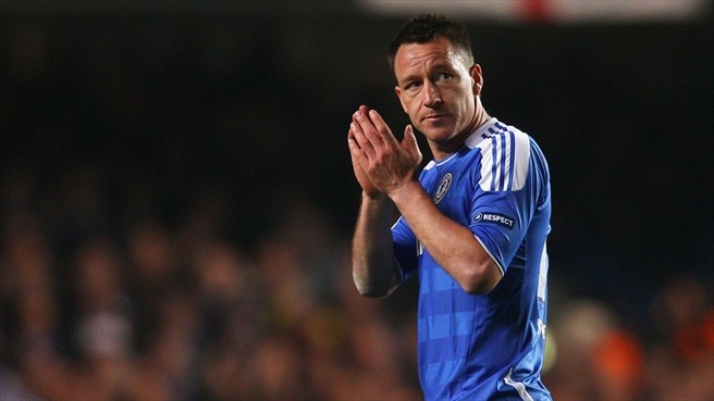Terry a doubt for Barça semi-final