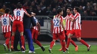 'Intelligent' Atlético end Hannover's home run