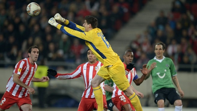 Thibaut Courtois (Club Atlético de Madrid)