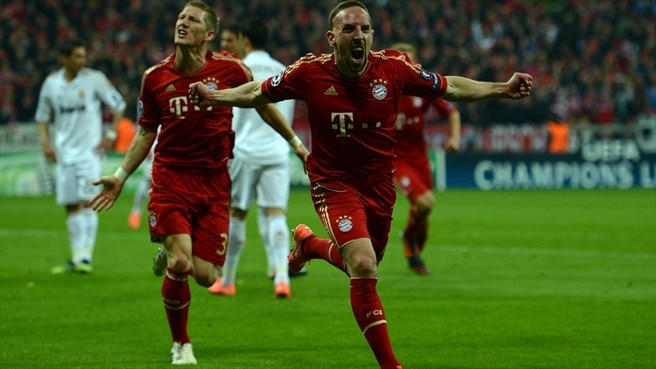FC Bayern 2-1 Real Madrid: reaction